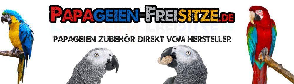 Papageien Freisitze online kaufen direkt beim Hersteller